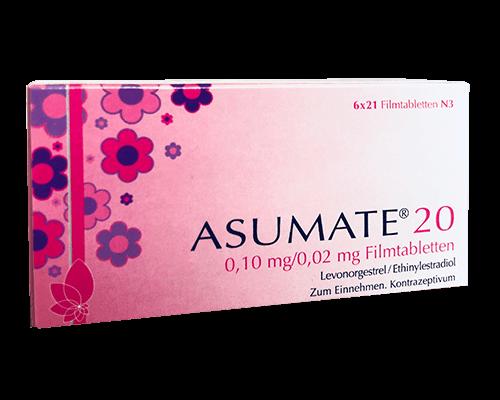 Asumate 20 durchnehmen