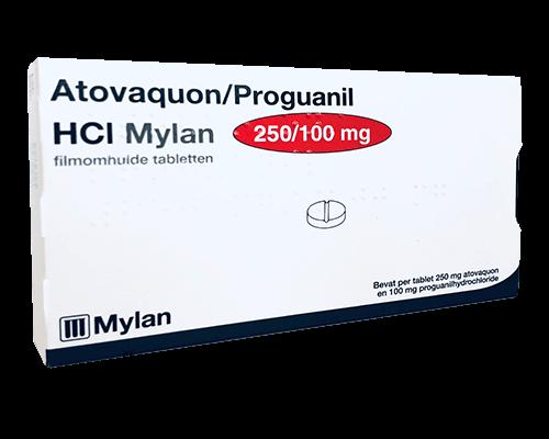 Atovaquon/Proguanil