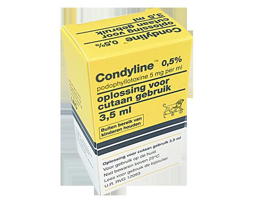 Condylox Lösung