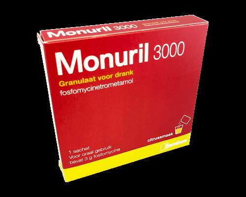 3000 wirkt granulat wie schnell monuril Monuril 3000