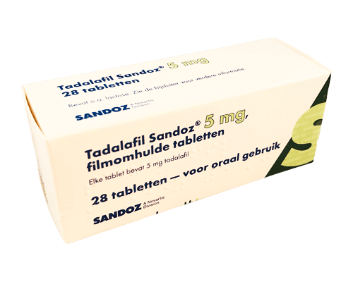 Tadalafil Generika (Sandoz)